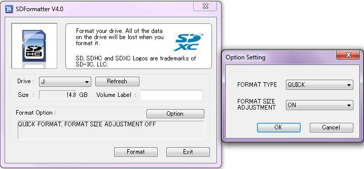raspberry pi sd karte formatieren Raspberry PI einrichten (SD Karte, NOOBS, Raspbian etc